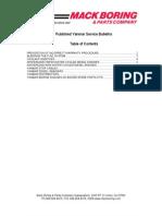 Yanmar Bulletins