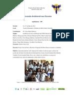 Educação Ambiental nas escolas_Santa Terezinha - Dhébora