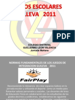 to Final l 2011