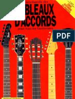 l'Encyclopedie Des Tableaux d'Accords Pour Tous Les Guitaristes