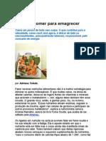 8775748 Obesidade Tem Que Comer Para Emagrecer Medicina Preventiva Nutricao