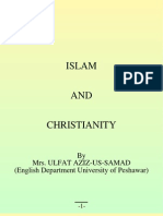 Islam and Christanity By Mrs. Ulfat Aziz-Us-Samad
