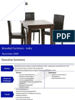 Branded Furniture India Sample