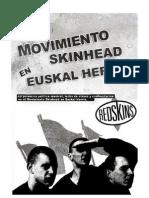Dossier Movimiento Skinhead Euskalherria
