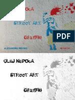 Cluj-Napoca I Street Art I Graffiti I (re-vizited)