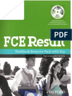 FCE Result Work Book