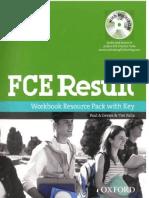 FCE Result Work Book