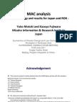 MAC Analysis