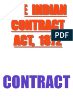 The Indian Contract Act, 1872 ,m1