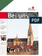 Bei uns - Die Stadt Regensburg informiert (Ausgabe 165)