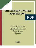 Ancient Novel