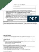 McKinley Co. Annual Work Plan 09