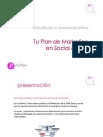 Tu Plan de Social Media Marketing - Eprestigio