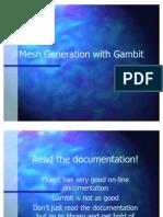 Gambit Mesh Funda