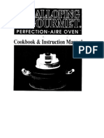 Galloping Gourmet Perfection Aire Manual[1]