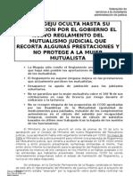 Hoja Informativa 27 7 2011, Nuevo to Mugeju
