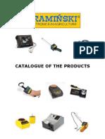 Draminski Products Catalogue