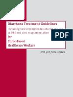 Diarrhoea Guidelines