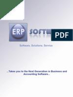 ERP Brochure