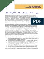 CIP Adv Tech Series EtherNetIP