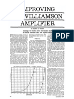 Williamson Verstaerker