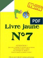 Livre jaune N°7 complet