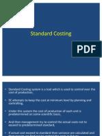 (Standard Costing) 1