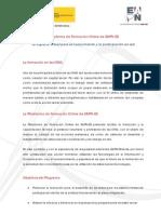 Programa de la plataforma online de EAPN-España 2011