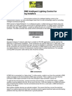 DMX Intro for Electricians en A