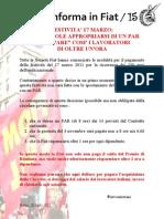 Fiom informaFiat n. 15