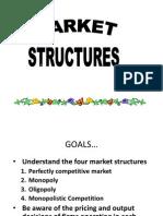 Lesson 11-Market Structures