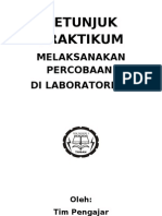 PerCobobaan Praktikum Kimia Analisa (SMKN 1 TUBAN)