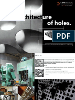 Architecture of Holes