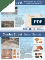 Charles Street Dorchester-Onsite Information
