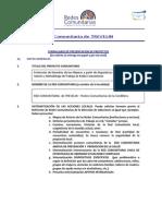 FINANCIAMIENTO REDES COMUNITARIAS - Trevelin