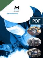 NEM Manufacturing Leaflet