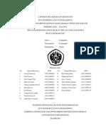 Laporan Pelaksanaan Kegiatan (LPK) KKNM Unpad Desa Cipaganti 2011