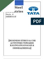 Tata Steel Csr