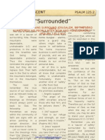 "Psalm 125 v2 - ""Surrounded"""