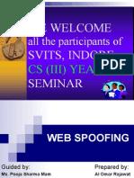 Web Spoofing Presentation