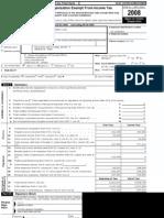 ECDC 2009 Tax Return