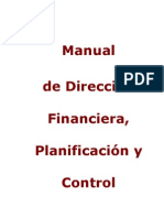 administración - manual de dirección financiera 144p
