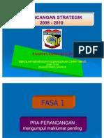 Perancangan Strategik Sains Sukan 2008