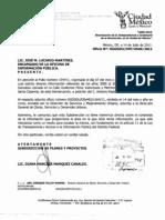 Información Parque José Gorostiza ubicado junto a los Viveros de Coyoacán