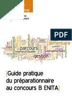 Guide pratique du préparationnaire au concours B ENITA