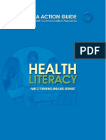 EReport - HealthLiteracy 2010