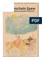 Pewenchein Epew, Los Cuentos Del Pewenche