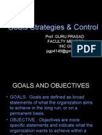 goals and objectives1