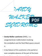 Dandy Walker Syndrome