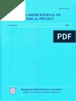 Bangladesh Journal of Medical Physics